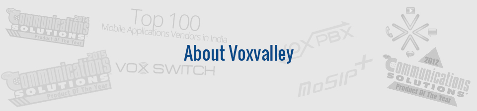 Voxvalley History Page Banner
